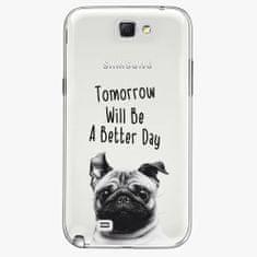 iSaprio Plastový kryt - Better Day 01 - Samsung Galaxy Note 2
