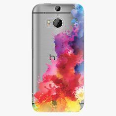 iSaprio Plastový kryt - Color Splash 01 - HTC One M8