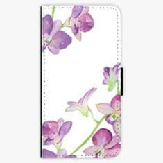 iSaprio Flipové pouzdro - Purple Orchid - Huawei Y6 Prime 2018