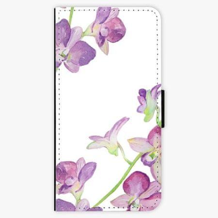 iSaprio Flipové pouzdro - Purple Orchid - Samsung Galaxy S9