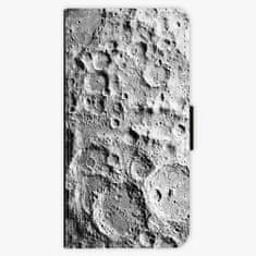 iSaprio Flipové pouzdro - Moon Surface - iPhone 8