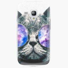 iSaprio Plastový kryt - Galaxy Cat - Samsung Galaxy S3 Mini