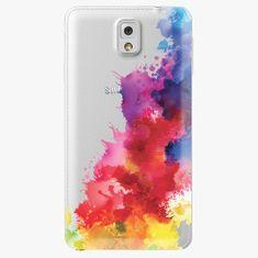 iSaprio Plastový kryt - Color Splash 01 - Samsung Galaxy Note 3