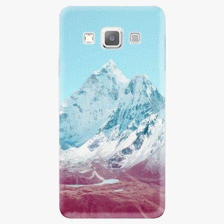 iSaprio Plastový kryt - Highest Mountains 01 - Samsung Galaxy A7