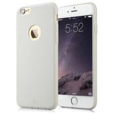 iSaprio Pružný kryt / pouzdro Baseus Misu pro iPhone 6 / 6S šedý
