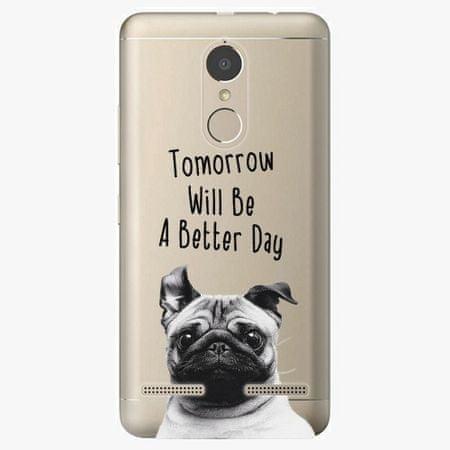 iSaprio Plastový kryt - Better Day 01 - Lenovo K6