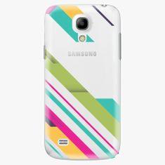 iSaprio Plastový kryt - Color Stripes 03 - Samsung Galaxy S4 Mini
