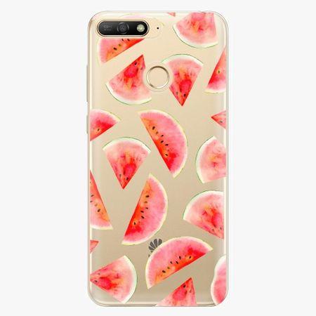 iSaprio Plastový kryt - Melon Pattern 02 - Huawei Y6 Prime 2018