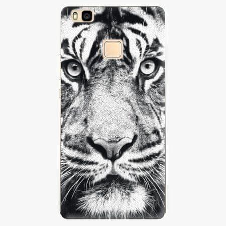 iSaprio Silikonové pouzdro - Tiger Face - Huawei Ascend P9 Lite