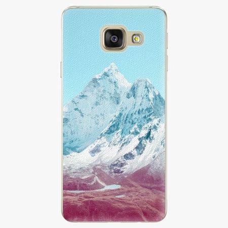iSaprio Plastový kryt - Highest Mountains 01 - Samsung Galaxy A5 2016