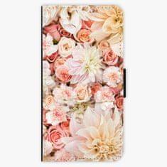 iSaprio Flipové pouzdro - Flower Pattern 06 - Samsung Galaxy A8 Plus