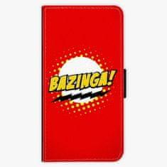 iSaprio Flipové pouzdro - Bazinga 01 - Huawei P20