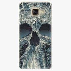 iSaprio Plastový kryt - Abstract Skull - Samsung Galaxy A3 2016