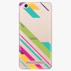 iSaprio Plastový kryt - Color Stripes 03 - Xiaomi Redmi 4A