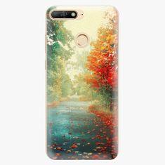iSaprio Plastový kryt - Autumn 03 - Huawei Y6 Prime 2018