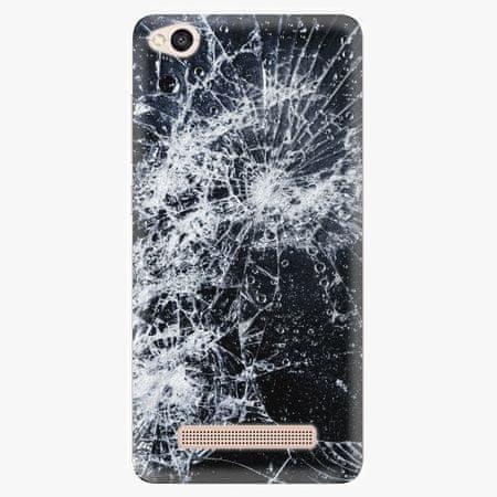iSaprio Silikonové pouzdro - Cracked - Xiaomi Redmi 4A