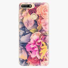 iSaprio Plastový kryt - Beauty Flowers - Huawei Y6 Prime 2018