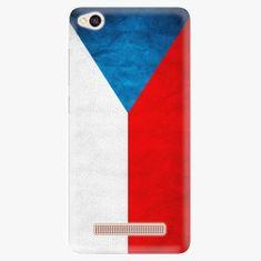 iSaprio Plastový kryt - Czech Flag - Xiaomi Redmi 4A