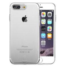 iSaprio Pružný kryt Baseus Simple pro iPhone 7 Plus transparentní