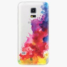 iSaprio Plastový kryt - Color Splash 01 - Samsung Galaxy S5 Mini