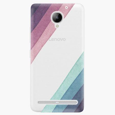 iSaprio Plastový kryt - Glitter Stripes 01 - Lenovo C2