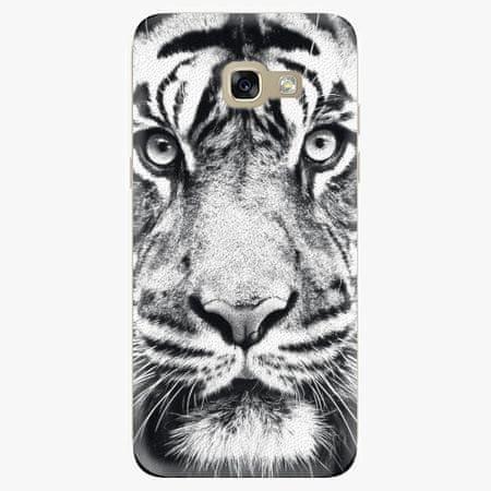 iSaprio Silikonové pouzdro - Tiger Face - Samsung Galaxy A5 2017