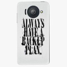 iSaprio Plastový kryt - Backup Plan - Huawei Ascend Y300