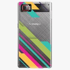 iSaprio Plastový kryt - Color Stripes 03 - Lenovo Z2 Pro