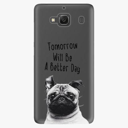 iSaprio Plastový kryt - Better Day 01 - Xiaomi Redmi 2
