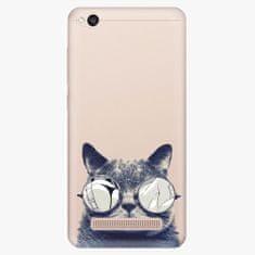 iSaprio Plastový kryt - Crazy Cat 01 - Xiaomi Redmi 4A