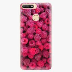 iSaprio Silikonové pouzdro - Raspberry - Huawei Y6 Prime 2018