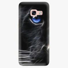iSaprio Plastový kryt - Black Puma - Samsung Galaxy A3 2017