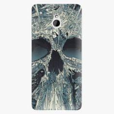 iSaprio Plastový kryt - Abstract Skull - HTC One Mini