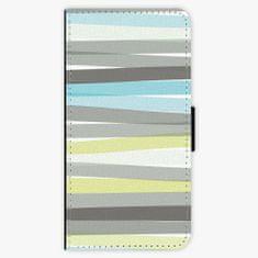 iSaprio Flipové pouzdro - Stripes - Samsung Galaxy J6