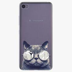 iSaprio Plastový kryt - Crazy Cat 01 - Lenovo S90