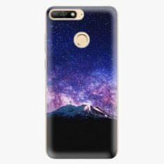 iSaprio Silikonové pouzdro - Milky Way - Huawei Y6 Prime 2018