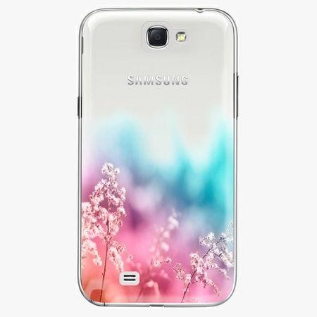 iSaprio Plastový kryt - Rainbow Grass - Samsung Galaxy Note 2