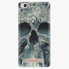 iSaprio Plastový kryt - Abstract Skull - Xiaomi Redmi 4A