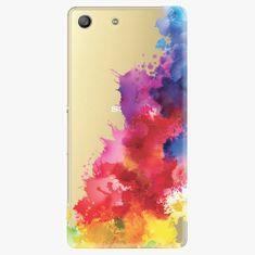 iSaprio Plastový kryt - Color Splash 01 - Sony Xperia M5