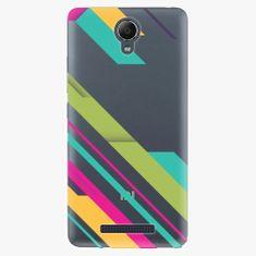 iSaprio Plastový kryt - Color Stripes 03 - Xiaomi Redmi Note 2