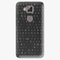 iSaprio Plastový kryt - Ampersand 01 - Huawei Ascend G8