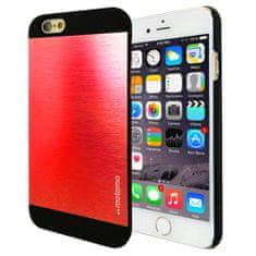 iSaprio Hliníkový kryt / pouzdro Motomo pro iPhone 6 červený