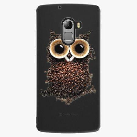 iSaprio Plastový kryt - Owl And Coffee - Lenovo A7010