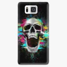 iSaprio Plastový kryt - Skull in Colors - Samsung Galaxy Alpha