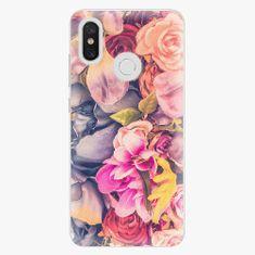 iSaprio Plastový kryt - Beauty Flowers - Xiaomi Mi 8