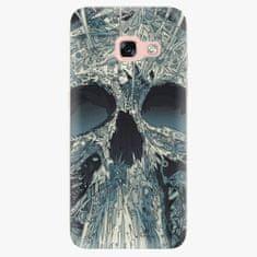 iSaprio Plastový kryt - Abstract Skull - Samsung Galaxy A3 2017