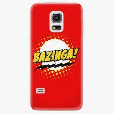 iSaprio Plastový kryt - Bazinga 01 - Samsung Galaxy S5 Mini
