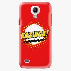iSaprio Plastový kryt - Bazinga 01 - Samsung Galaxy S4 Mini