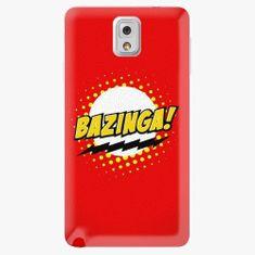iSaprio Plastový kryt - Bazinga 01 - Samsung Galaxy Note 3
