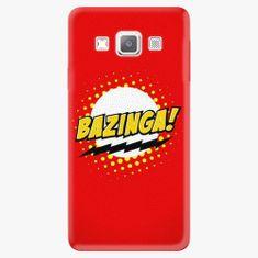 iSaprio Plastový kryt - Bazinga 01 - Samsung Galaxy A7